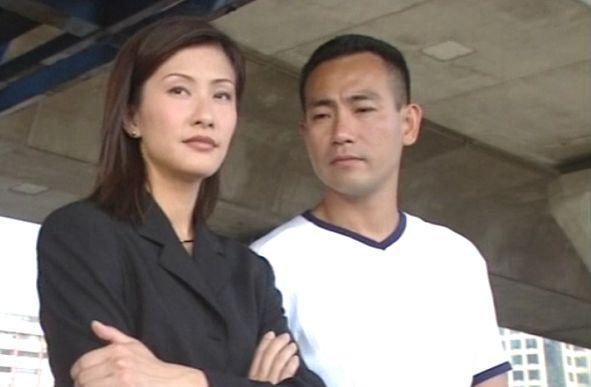 林保怡曾出演《鉴证实录》 图片来源:视频截图